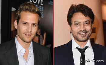 "Suits' 'Harvey Specter' Gabriel Macht On Irrfan Khan: ""One Of The Most Gentle Beings&q ... - Ydraft"