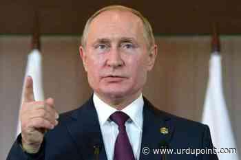 Putin Plans to Attend Opening of Soviet Soldier Memorial in Tver Region - Kremlin - UrduPoint News