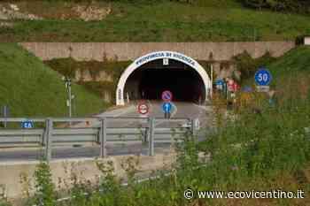 Tunnel Schio-Valdagno, c'è il collaudo: chiusura al traffico stasera per cinque ore - L'Eco Vicentino