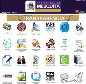Mesquita lidera 'ranking da transparência de dados' do MPRJ - G1