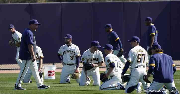 Brewers workouts to begin on 4th of July at Miller Park