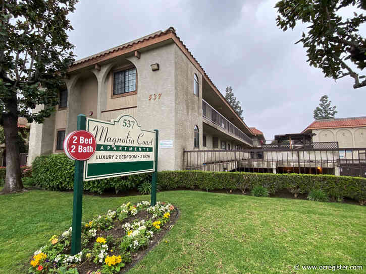 Real estate news: Anaheim apartment building with 21 units sells for $6.3 million