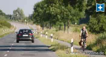 K 294: Wieder freie Fahrt für Radler nach Sande - Nordwest-Zeitung