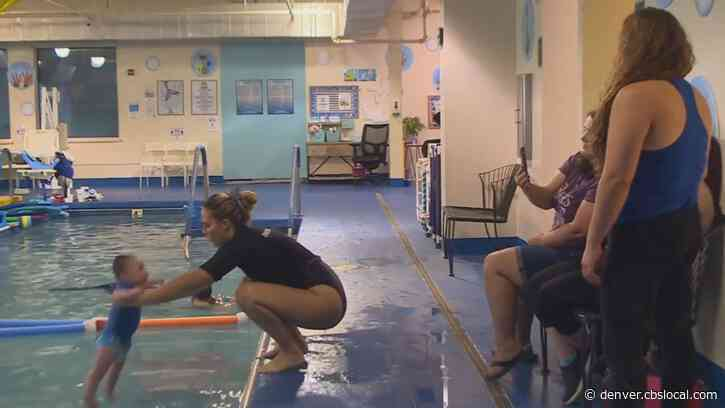 Mom Defends Swim School's Technique After Video Surfaces Showing 9-Month-Old Being Dropped In Water