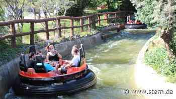 Heide Park Resort trotz Corona: Wie sich ein Besuch jetzt anfühlt - STERN.de
