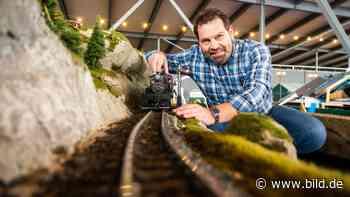 Das Gleis ist heiß - Modellbahn-Traum in der Heide - BILD
