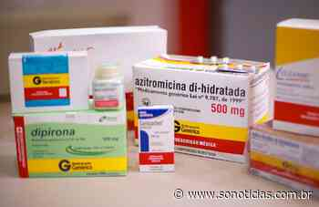 Prefeitura de Nova Mutum também disponibiliza medicamentos para tratamento de Covid-19 - Só Notícias