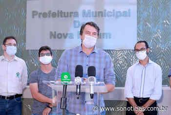 Nova Mutum: entidades pedem para empresas e população reforçarem prevenção e prefeito é contra lockdown - Só Notícias