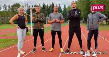 Heimische Sprintteam-Asse holen sich letzten Schliff für Meeting in Wetzlar - Mittelhessen