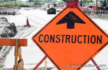Bridge work will close a lane on Martindale until the end of October