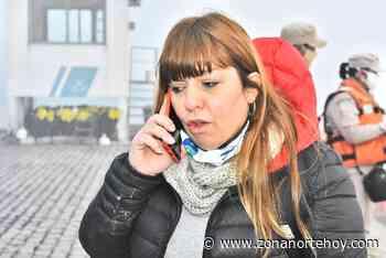 """Carlsson: """"En esta difícil situación, el Estado está presente en los barrios"""" - zonanortehoy.com"""