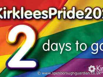 Kirklees gets ready for digital Pride - Spenborough Guardian