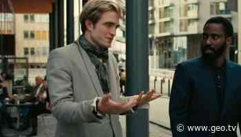 Robert Pattinsons Tenet delayed again - Geo News