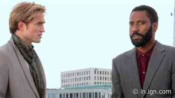 Robert Pattinson Compares Tenet to a Magic Trick - IGN India