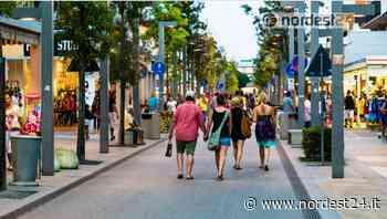 A Bibione parcheggi gratis e via centrale pedonale h24 - Nordest24.it