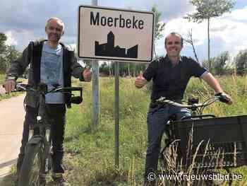 Een van de gezelligste pleintjes van Vlaanderen moet binnenk... (Moerbeke-Waas) - Het Nieuwsblad