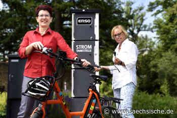 Wie fahrradfreundlich ist Radeberg? - Sächsische Zeitung