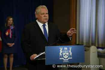 Watch: Premier Ford to make announcement at Queen's Park