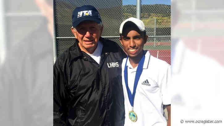 Spring wrap-up Q&A: Laguna Hills boys tennis coach believes team would have won Division 5 title