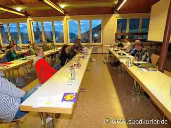 Geisingen: Anwälte für die Region Geisingen in der wachsenden Seelsorgeeinheit: Der neue Pfarrgemeinderat will mahnend den Finger heben - SÜDKURIER Online