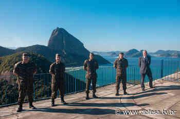 Forte Duque de Caxias recebe a visita do Diretor do Patrimônio Histórico e Cultural - DefesaTV