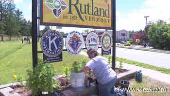 Phantom gardener back at work in Rutland - WCAX