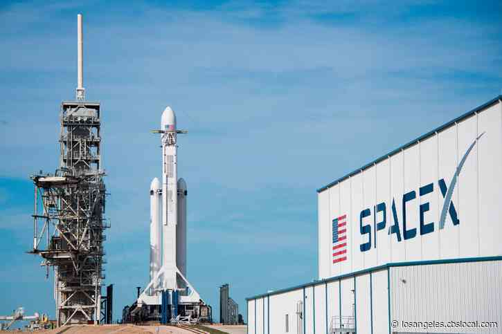 SpaceX To Launch More Satellites For Starlink Array From Cape Canaveral