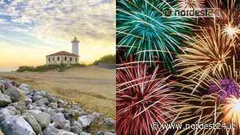 A Bibione nel week end i fuochi d'artificio e riapertura del faro - Nordest24.it