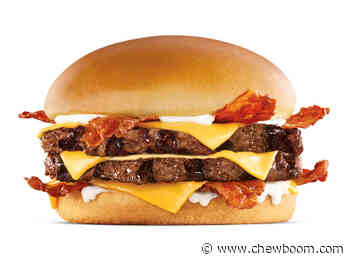 Carl's Jr. Unleashes New Monster Angus Thickburger - Chew Boom
