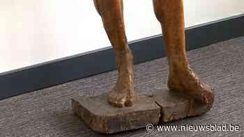 Eeuwenoud gestolen Christusbeeld uit Aarschot duikt na twintig jaar op in Duitsland.