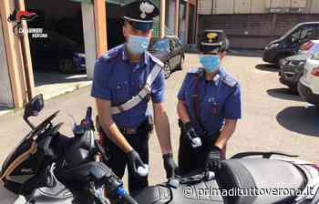 Fermato spacciatore tra Bussolengo e Pescantina, la cocaina era nascosta nel Tmax - Prima Verona