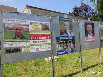 Val-d'Oise. Municipales à Jouy-le-Moutier. Trois hommes et un coup fin - actu.fr