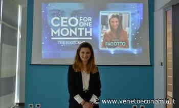 Adecco, la 23enne di Bibione Anna Fagotto è CEO for One Month - Venetoeconomia