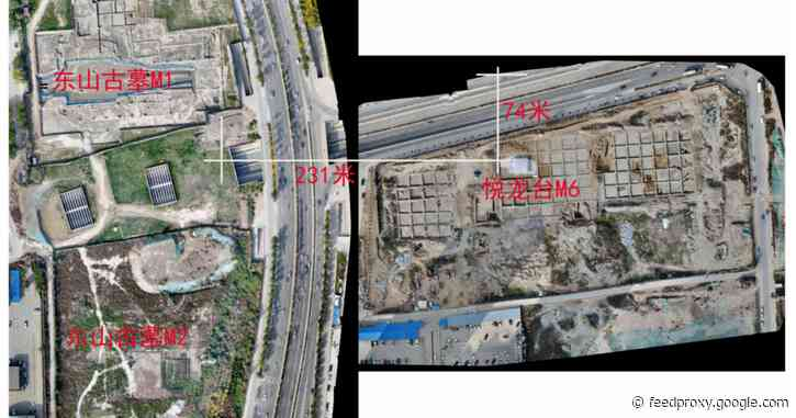 Large Western Han Dynasty cemetery site discovered in north China's Shanxi