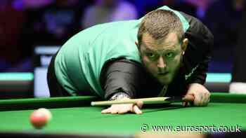 'Cold' – Mark Allen sizzles in red-hot Milton Keynes to burn Mark Selby hopes at Tour Championship - Eurosport - ENGLAND (UK)