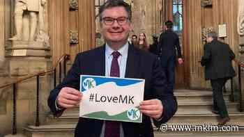 Milton Keynes South MP Iain Stewart urges people to help tourism bounce back - MKFM