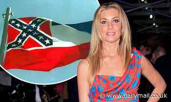 Faith Hill urges Mississippi legislature to change state flag calling it a 'symbol of terror'