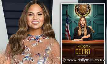 Chrissy Teigen's Quibi show Chrissy's Court renewed for a second season