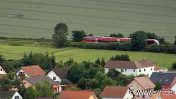 Reaktivierung Zellertalbahn weiter ungewiss Bericht der Rechnungsprüfungskommission des Landes Banhnstrecke Langmeil Monsheim   Kaiserslautern   SWR Aktuell Rheinland-Pfalz   SWR Aktuell - SWR
