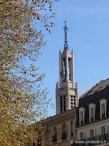 Art déco : Visite de l'église Sainte-Agnès de Maisons-Alfort Église Sainte-Agnès samedi 19 septembre 2020 - Unidivers