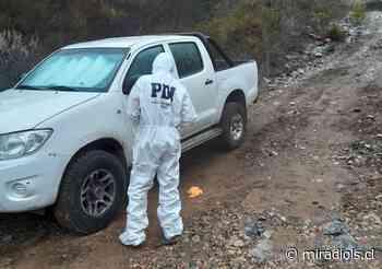 En quebrada de Pan de Azúcar recuperan camioneta robada en La Serena - Mi Radio