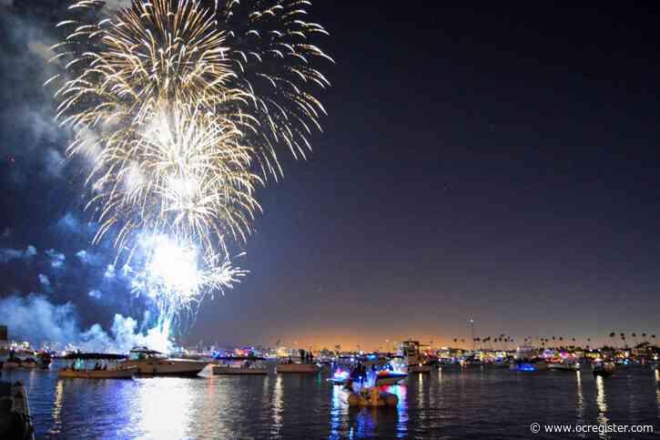 Coronavirus increase silences Long Beach's Big Bang on the Bay fireworks show