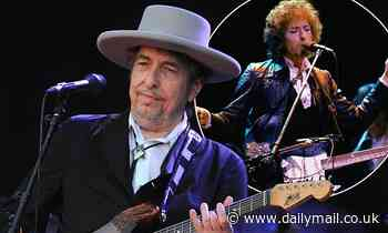 Bob Dylan'sRough And Rowdy Ways album hits number one