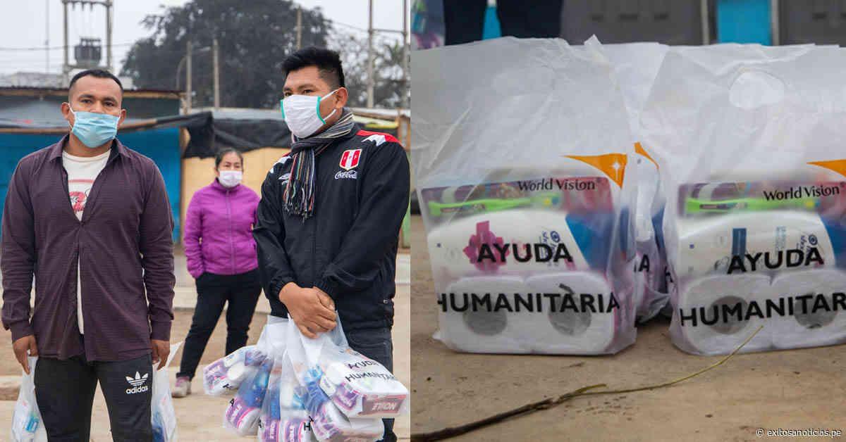 Coronavirus: Comunidad shipibo-conibo de Cantagallo recibió kits de higiene para proteger su salud - exitosanoticias
