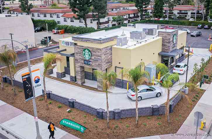 Want a Starbucks? $6.9 million gets you one in Fullerton