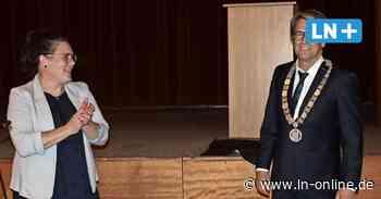 Heiligenhafen: Kuno Brandt als Bürgermeister vereidigt - Lübecker Nachrichten