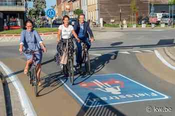 """Lichtervelde rolt ambitieus fietsbeleidsplan uit: """"Bewuste keuze om resem maatregelen te bundelen"""" - Krant van Westvlaanderen"""