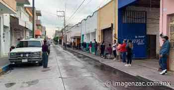 Un predicamento el cobro de envíos de dinero en bancos de Jalpa y Juchipila - Imagen de Zacatecas, el periódico de los zacatecanos
