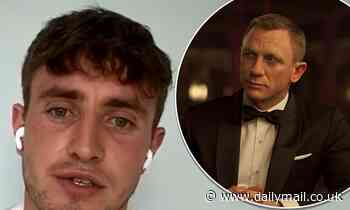 Normal People'sPaul Mescal addresses James Bond rumours