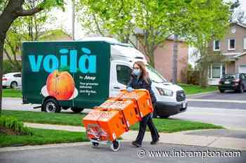 New grocery delivery service available to Brampton residents - inbrampton.com